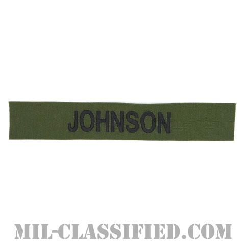 JOHNSON [サブデュード/海軍ネームテープ/生地テープパッチ]の画像