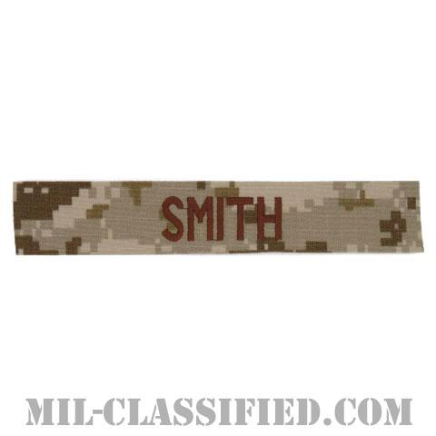 SMITH [NWU Type2(AOR1)/海軍ネームテープ/生地テープパッチ]の画像