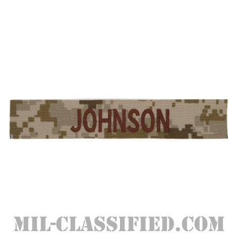 JOHNSON [NWU Type2(AOR1)/海軍ネームテープ/生地テープパッチ]の画像