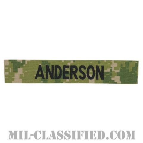 ANDERSON [NWU Type3(AOR2)/海軍ネームテープ/生地テープパッチ]の画像