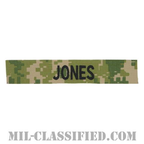JONES [NWU Type3(AOR2)/海軍ネームテープ/生地テープパッチ]の画像
