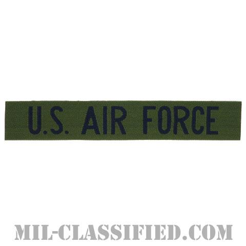 U.S.AIR FORCE [サブデュード/機械織り/空軍ネームテープ/パッチ]の画像