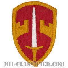 ベトナム軍事援助司令部(Militarly Assistance Command, Vietnam)[カラー/メロウエッジ/パッチ]画像