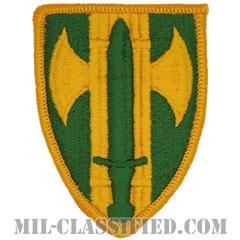 第18憲兵旅団(18th Military Police Brigade)[カラー/メロウエッジ/パッチ]画像