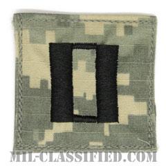 大尉(Lieutenant)[UCP(ACU)/海軍階級章/ベルクロ付パッチ]の画像