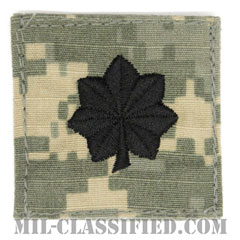 中佐(Commander)[UCP(ACU)/海軍階級章/ベルクロ付パッチ]の画像