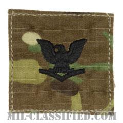 三等兵曹(Petty Officer Third Class)[OCP/海軍階級章/ベルクロ付パッチ]の画像