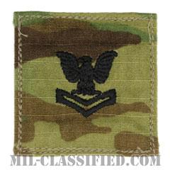 二等兵曹(Petty Officer Second Class)[OCP/海軍階級章/ベルクロ付パッチ]の画像