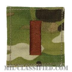 少尉(Ensign)[OCP/海軍階級章/ベルクロ付パッチ]の画像