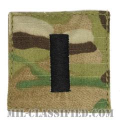 中尉(Lieutenant Junior Grade)[OCP/海軍階級章/ベルクロ付パッチ]の画像