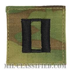 大尉(Lieutenant)[OCP/海軍階級章/ベルクロ付パッチ]の画像
