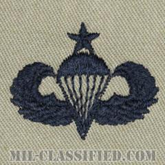 空挺章 (シニア)(Parachutist Badge, Senior, Senior)[ABU/パッチ]の画像