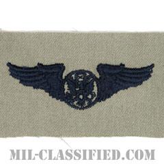 航空機搭乗員章 (下士官用エアクルー)(Air Force Enlisted Aircrew Badge)[ABU/パッチ]の画像