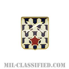 第16歩兵連隊(16th Infantry Regiment)[カラー/クレスト(Crest・DUI・DI)バッジ]の画像