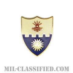 第22歩兵連隊(22nd Infantry Regiment)[カラー/クレスト(Crest・DUI・DI)バッジ]の画像