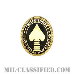 アメリカ特殊作戦軍(U.S. Special Operations Command)[カラー/クレスト(Crest・DUI・DI)バッジ]の画像