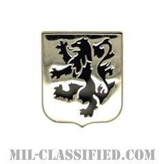 第28歩兵連隊(28th Infantry Regiment)[カラー/クレスト(Crest・DUI・DI)バッジ]の画像