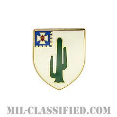 第35歩兵連隊(35th Infantry Regiment)[カラー/クレスト(Crest・DUI・DI)バッジ]の画像
