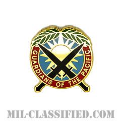 太平洋特殊作戦軍(Special Operations Command, Pacific )[カラー/クレスト(Crest・DUI・DI)バッジ]の画像