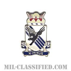第505歩兵連隊(505th Infantry Regiment)[カラー/クレスト(Crest・DUI・DI)バッジ]の画像