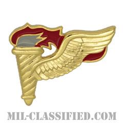 先導降下員章 (パスファインダー)(Pathfinder Badge)[カラー/鏡面仕上げ/バッジ]画像
