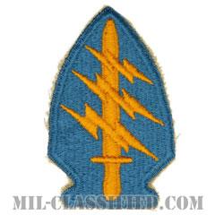 特殊部隊群(Special Forces Group)[カラー/カットエッジ/パッチ/レプリカ]画像
