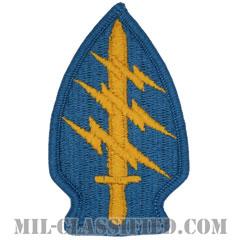 特殊部隊群(Special Forces Group)[カラー/メロウエッジ/パッチ]画像