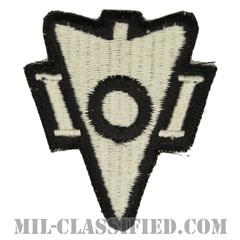 第101空挺師団リコンドースクール(101st Airborne Recondo School)[カラー/カットエッジ/パッチ/レプリカ]の画像