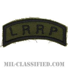 ラープタブ(LRRP Tab)[サブデュード/カットエッジ/パッチ/レプリカ]画像