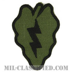 第25歩兵師団(25th Infantry Division)[サブデュード/カットエッジ/パッチ/レプリカ]画像