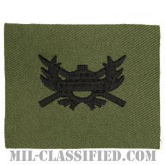 南ベトナム軍機甲章(RVN Armor Badge)[サブデュード/パッチ/レプリカ]の画像