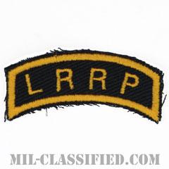 ラープタブ(LRRP Tab)[カラー/カットエッジ/パッチ/レプリカ]画像
