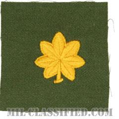 少佐(Major (MAJ))[カラー/階級章/パッチ/レプリカ]の画像