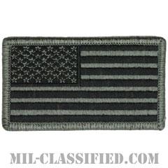 星条旗 UCP(ACU)(フォワード)(USA Flag (Forward))[メロウエッジ/ベルクロ付パッチ]の画像