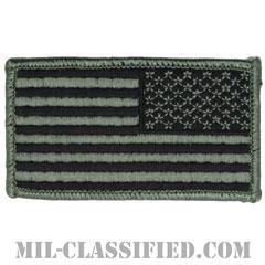 星条旗 UCP(ACU)(リバース)(USA Flag (Reversed))[メロウエッジ/ベルクロ付パッチ]の画像