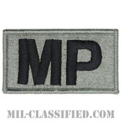 MP(憲兵)(Military Police)[UCP(ACU)/メロウエッジ/ベルクロ付パッチ]の画像