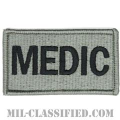 MEDIC(衛生兵)(Medic)[UCP(ACU)/メロウエッジ/ベルクロ付パッチ]の画像