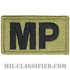 MP(憲兵)(Military Police)[OCP/メロウエッジ/ベルクロ付パッチ]の画像