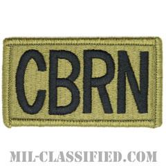 CBRN(化学・生物・放射性物質・核兵器テロ対策班)(Chemical, Biological, Radiological, and Nuclear)[OCP/メロウエッジ/ベルクロ付パッチ]画像