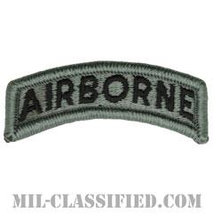 エアボーンタブ(Airborne Tab)[UCP(ACU)/メロウエッジ/ベルクロ付パッチ]の画像