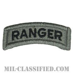 レンジャータブ(Ranger Tab)[UCP(ACU)/メロウエッジ/ベルクロ付パッチ]の画像