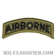 エアボーンタブ(Airborne Tab)[OCP/メロウエッジ/ベルクロ付パッチ]の画像