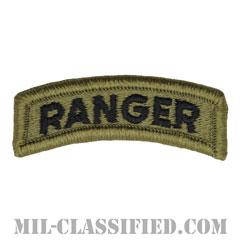 レンジャータブ(Ranger Tab)[OCP/メロウエッジ/ベルクロ付パッチ]の画像