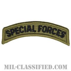 スペシャルフォースタブ(Special Forces Tab)[OCP/メロウエッジ/ベルクロ付パッチ]画像