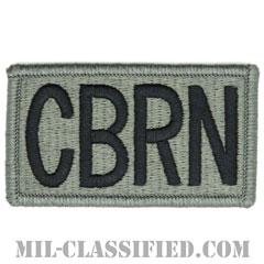 CBRN(化学・生物・放射性物質・核兵器テロ対策班)[UCP(ACU)/メロウエッジ/ベルクロ付パッチ]の画像