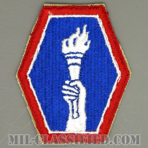 第442連隊戦闘団(第442歩兵連隊)(442nd Regimental Combat Team)[カラー/カットエッジ/パッチ]の画像