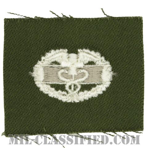 戦闘医療章 (ファースト)(Combat Medical Badge (CMB), First Award)[カラー/パッチ]の画像