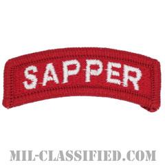 サッパータブ(Sapper Tab)[カラー/メロウエッジ/パッチ]の画像