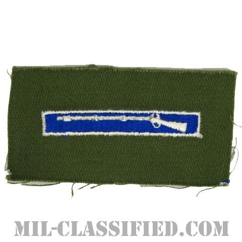 優秀歩兵章(Expert Infantryman Badge (EIB))[カラー/パッチ]の画像