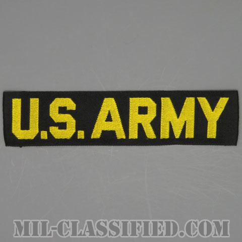 U.S.ARMY[カラー/機械織りテープ/パッチ]の画像